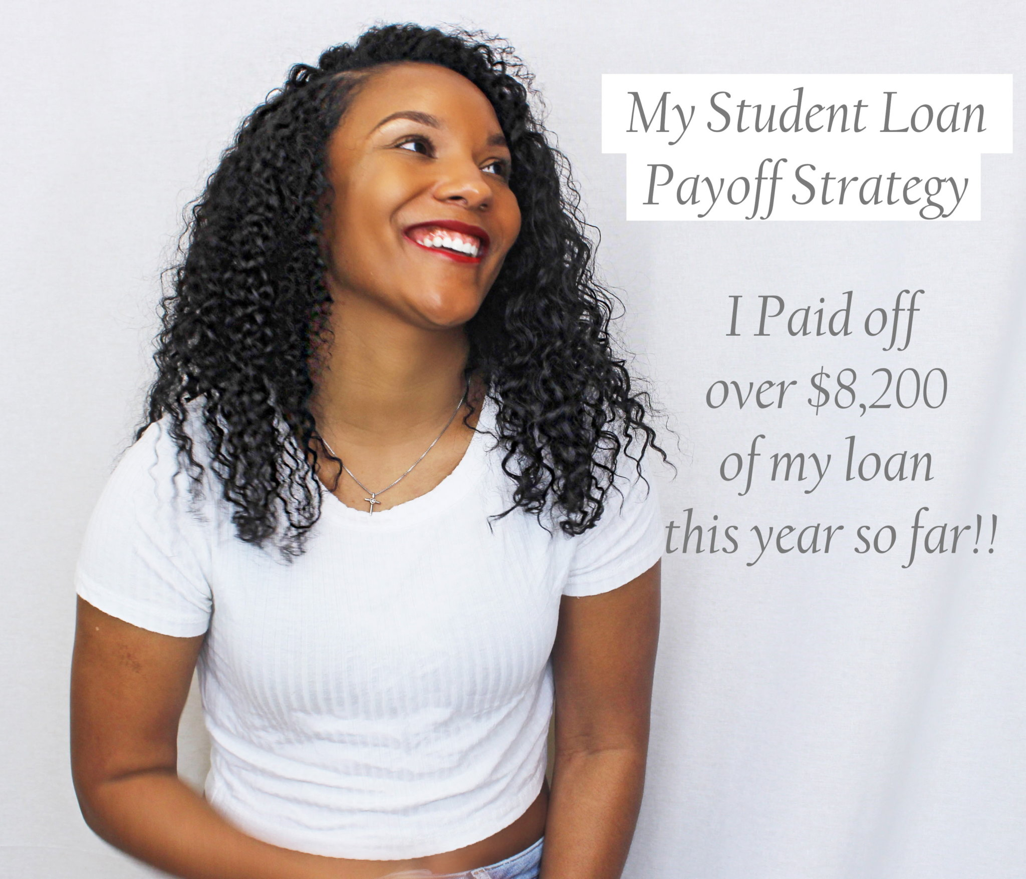 paying off student loan debt