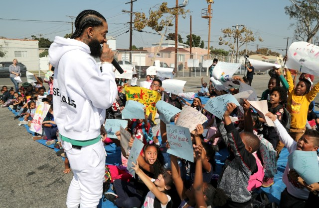 create a legacy now - nipsey hussle