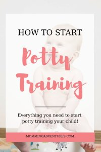 Learn how to potty train