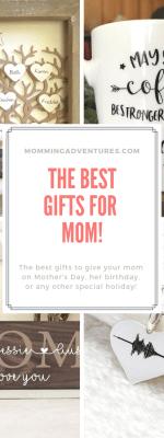 Gift Guide for Moms