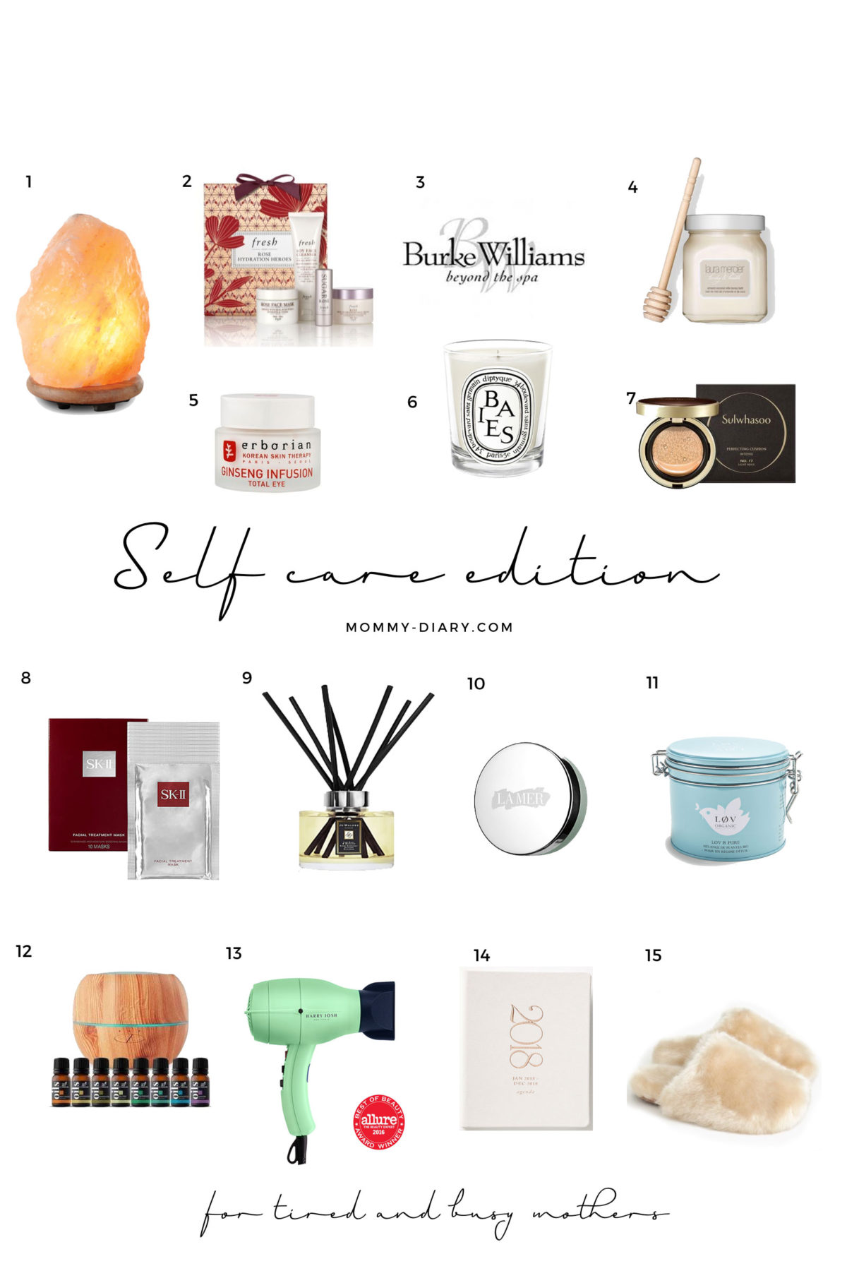 Holiday T Guide For Busy And Tired Mothers Self Care