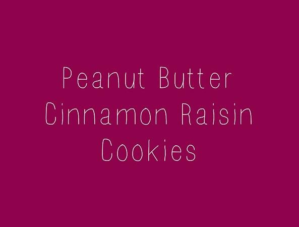 A Peanut Butter Brunch