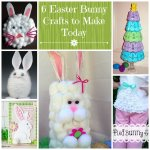 6 Awesome Easter Bunny Crafts To Make Today Mommy Bunch