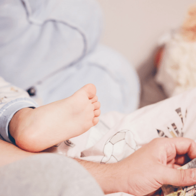 What to Do When Your Kids are Sick: 11 great ideas!