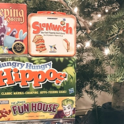 Must- Have Games to Play This Holiday Season