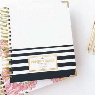 A Planner that Will Change the Way You Plan