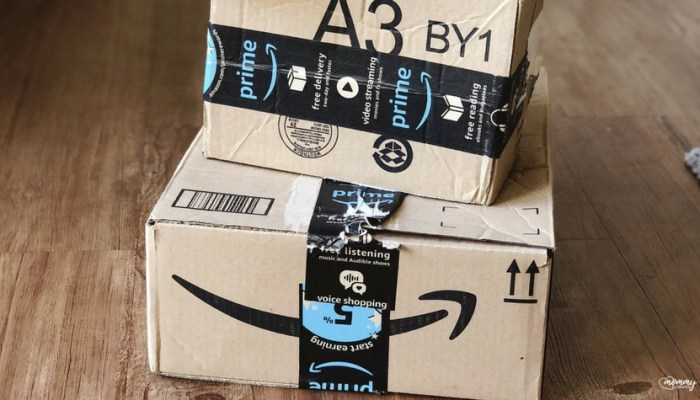 How Amazon Prime Has Upped My Mom-Game