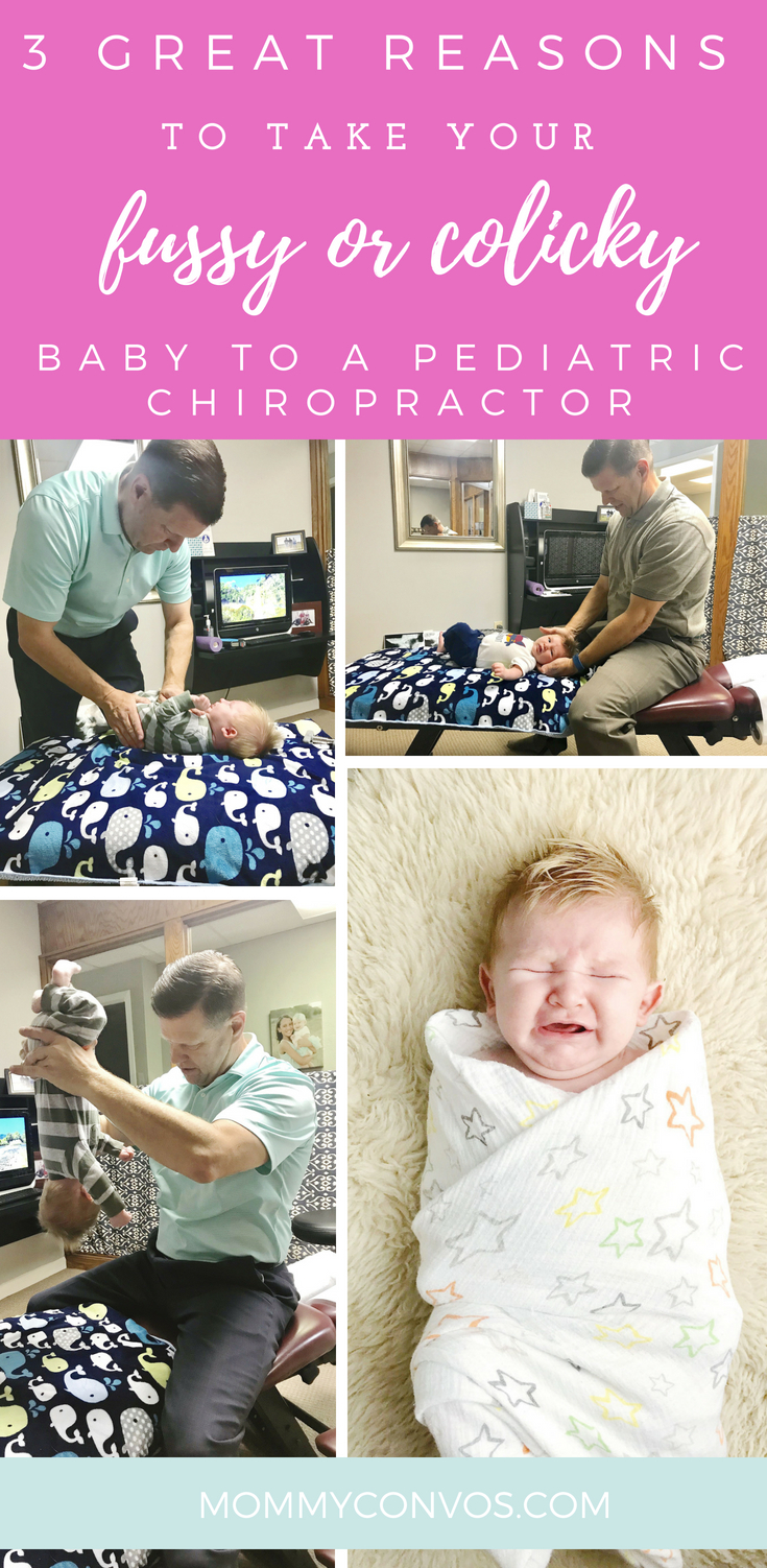 three reasons why you should consider a chiropractic adjustment for your infant. medical alternatives to colic. fussy babies. colicky babies. colic remedies. how to calm a fussy baby. the #1 thing your fussy or colicky baby needs now. chiropractor adjustment. chiropractor