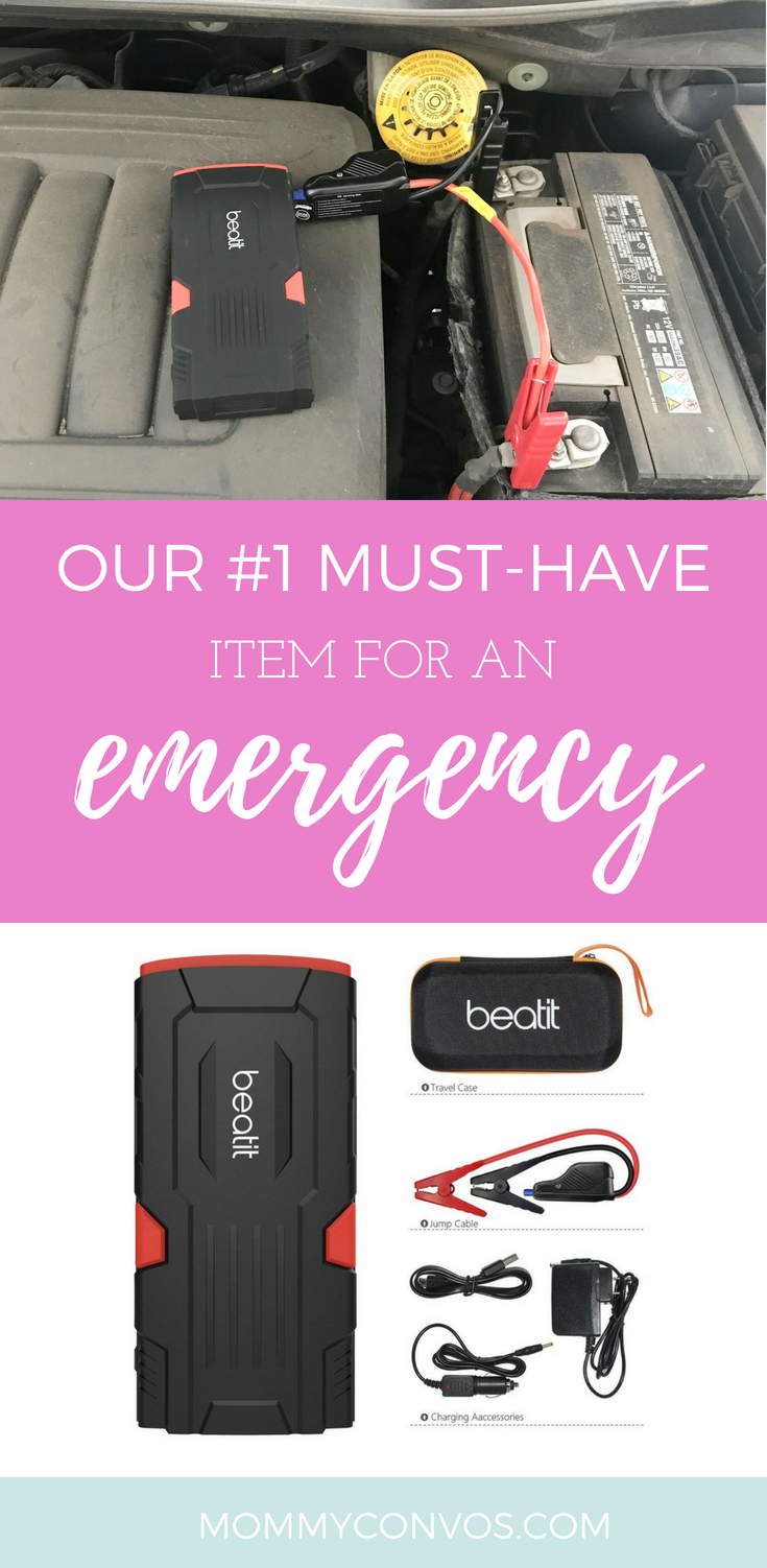 Pinterest: Beat It- the best device you need in your car for emergencies. emergency prep. emergency preparedness. auto emergency. what to do in an emergency.