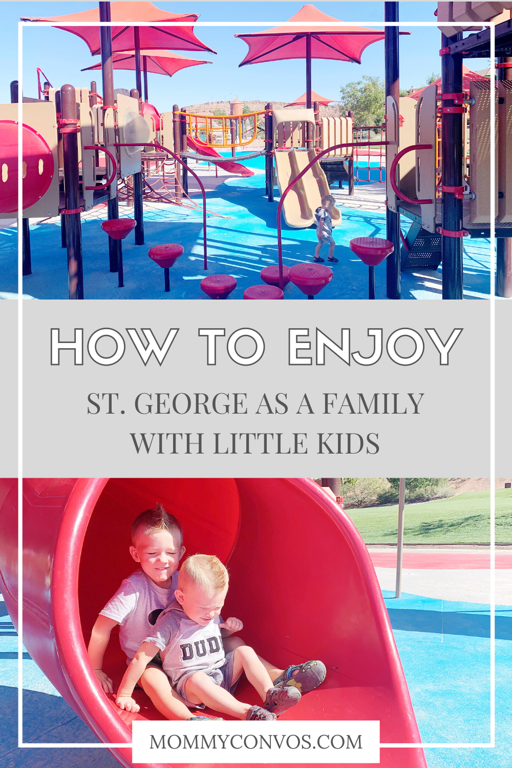 explore st. george, how to enjoy st. george with kids, family-friendly activities in st. george