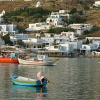 CUTE MYKONOS HOUSES/ GREECE