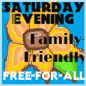 Saturday Evening Family Fun Free-For-All