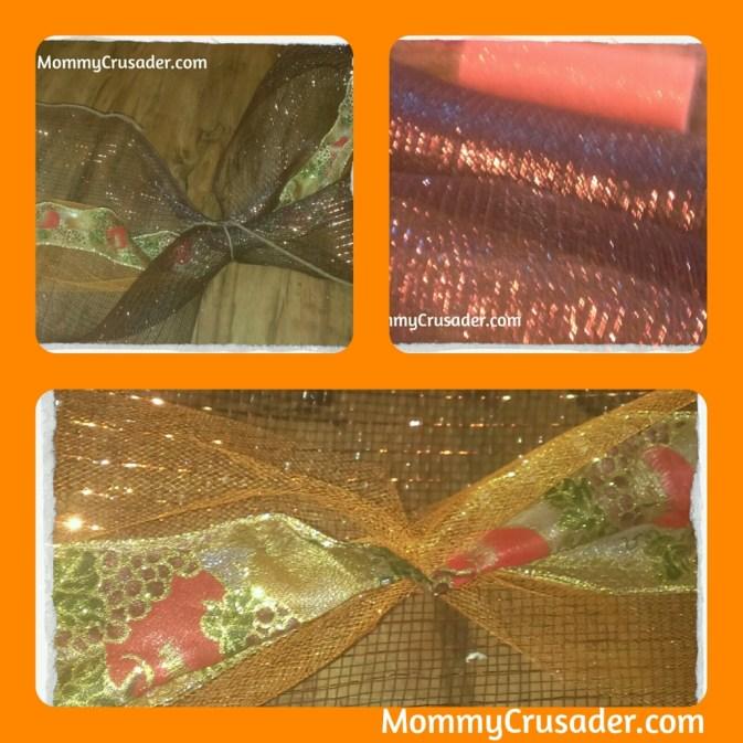 No-sew Thanksgiving Table Runner | MommyCrusader.com