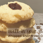 Shortbread cookies that melt in your mouth #CANrecipe