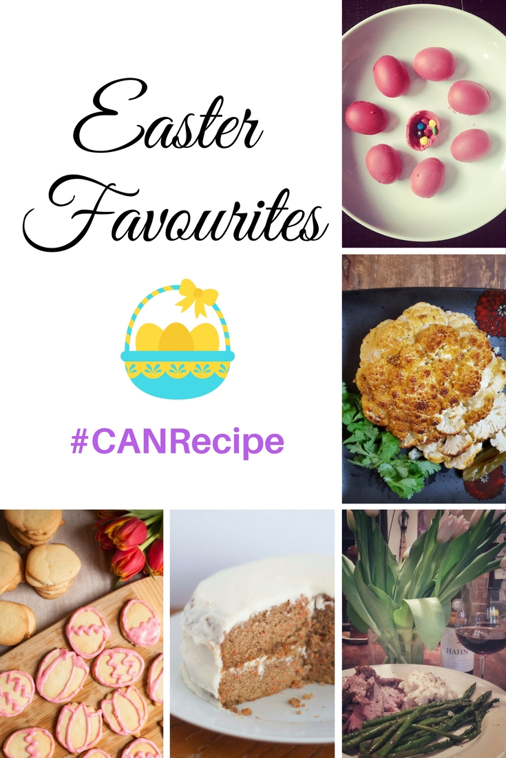 Easter Roundup #CANrecipes