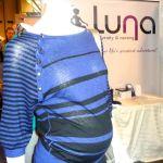 Luna bamboo nursing top
