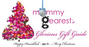 Mommy Gearest holiday gift guide - age 4 and up