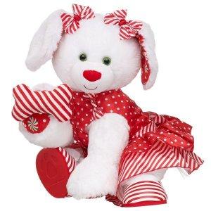 Build-A-Bear Merry Mint Pup
