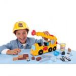 PLAY-DOH Diggin' Rigs Tonka Chuck & Friends Buster the Power Crane