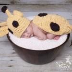 Trendy Bambini Baby Giraffe photo prop