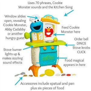 Cookie Monster Kitchen Cafe