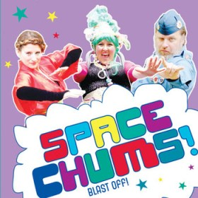 Space Chums - Blast Off CD