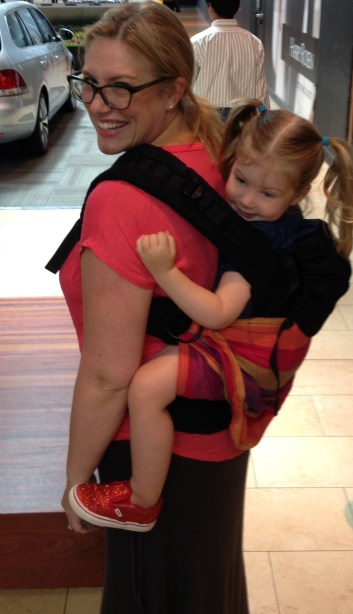 emeibaby toddler carrier