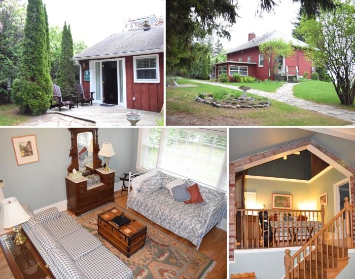 Ste Anne's Spa - Haldimand East cottage
