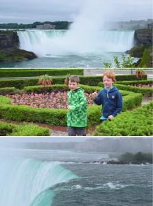 Niagara Falls - exploring