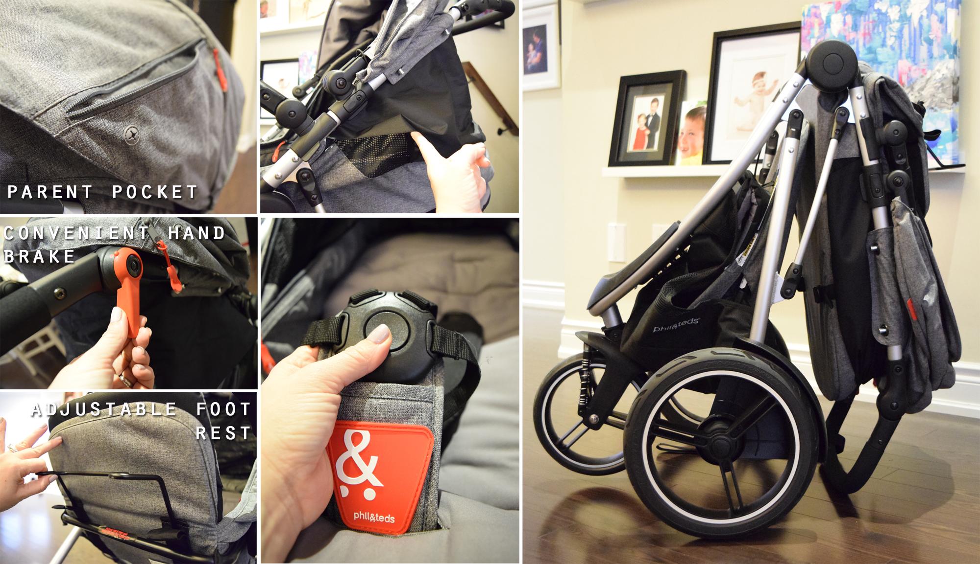 dash inline stroller
