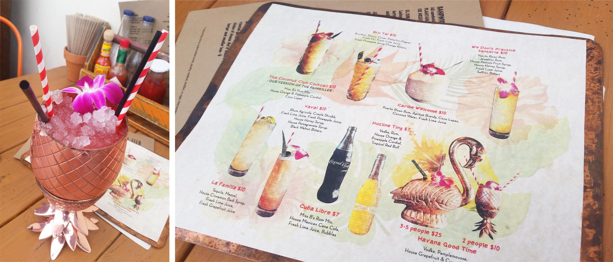 Miss B's Coconut Bar