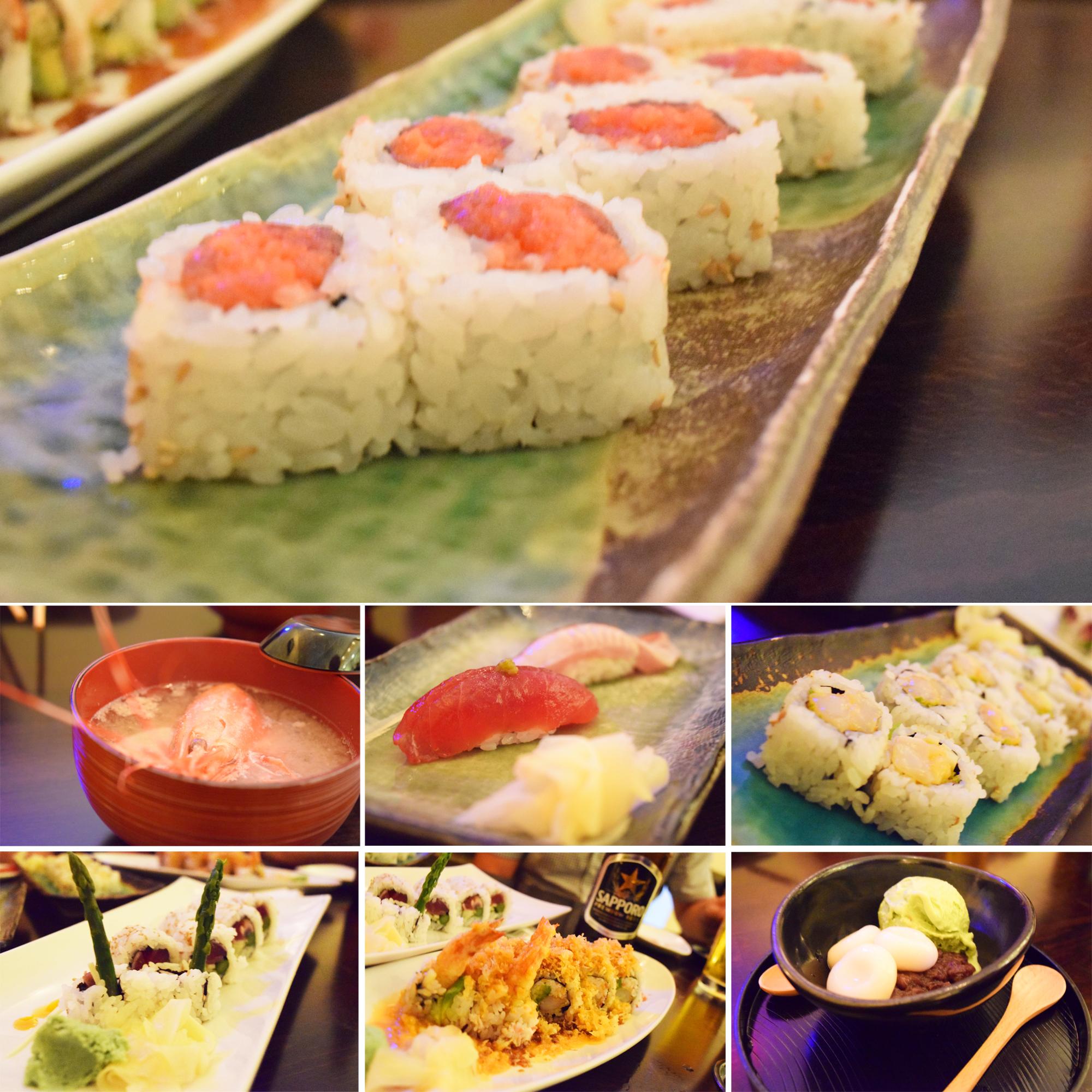 Sushi Tadokoro San Diego
