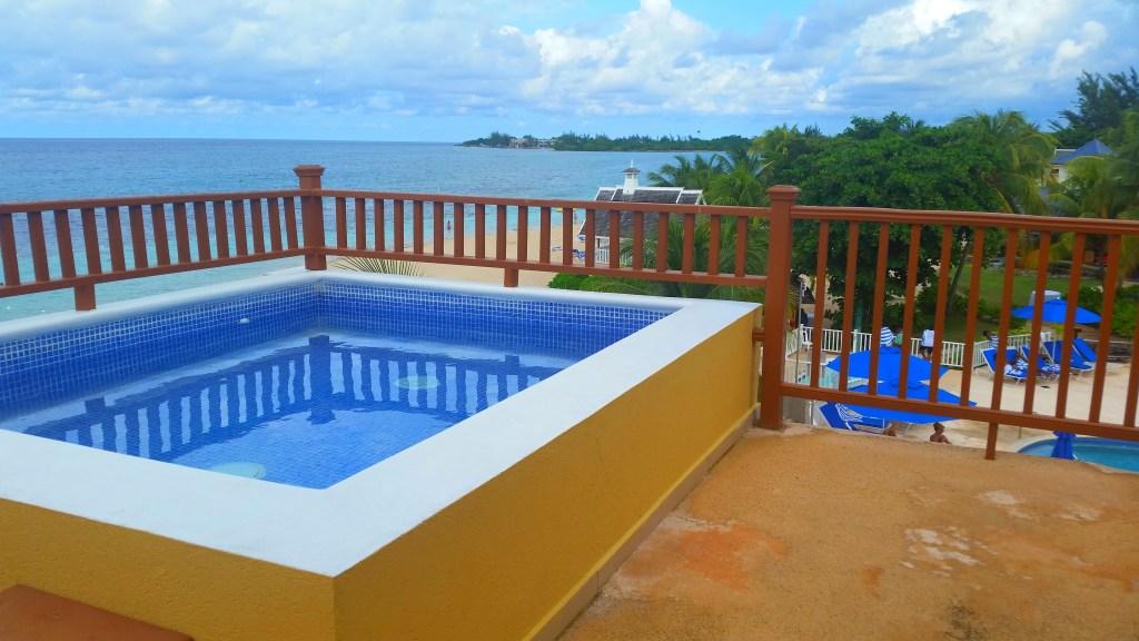 Balcony view at Jewel Runaway Bay