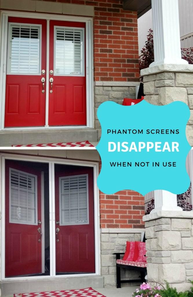 Do Phantom Screens work?