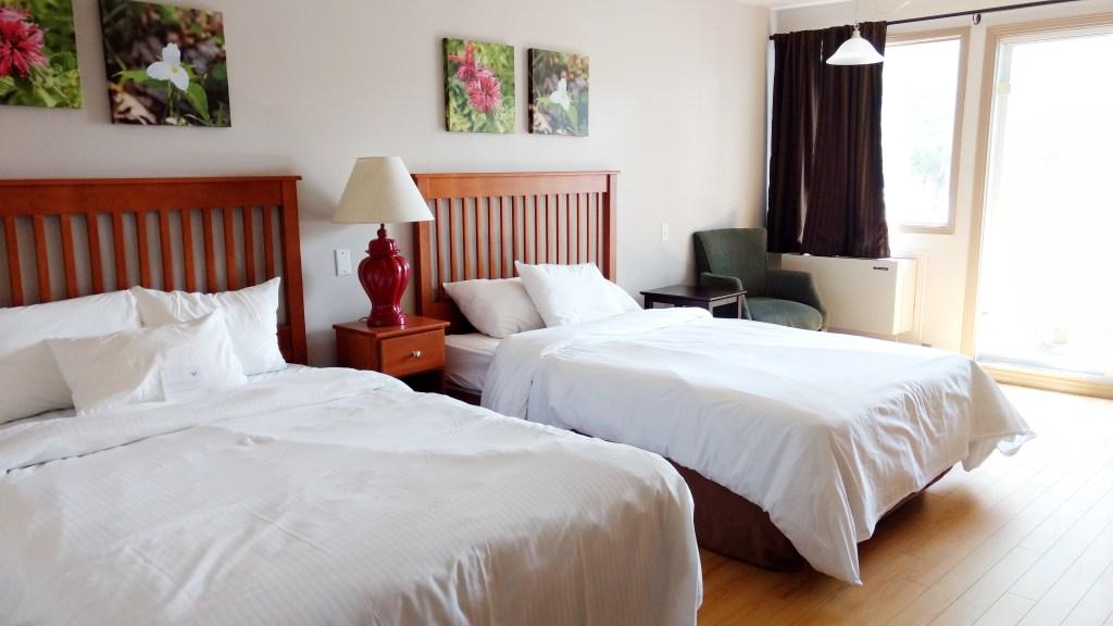 Rooms at Viamede Resort