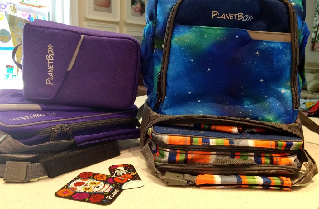 JetPack backpack from PlanetBox