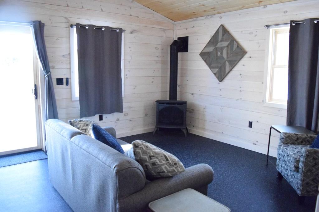 Sugar Bush cabin review at Titus