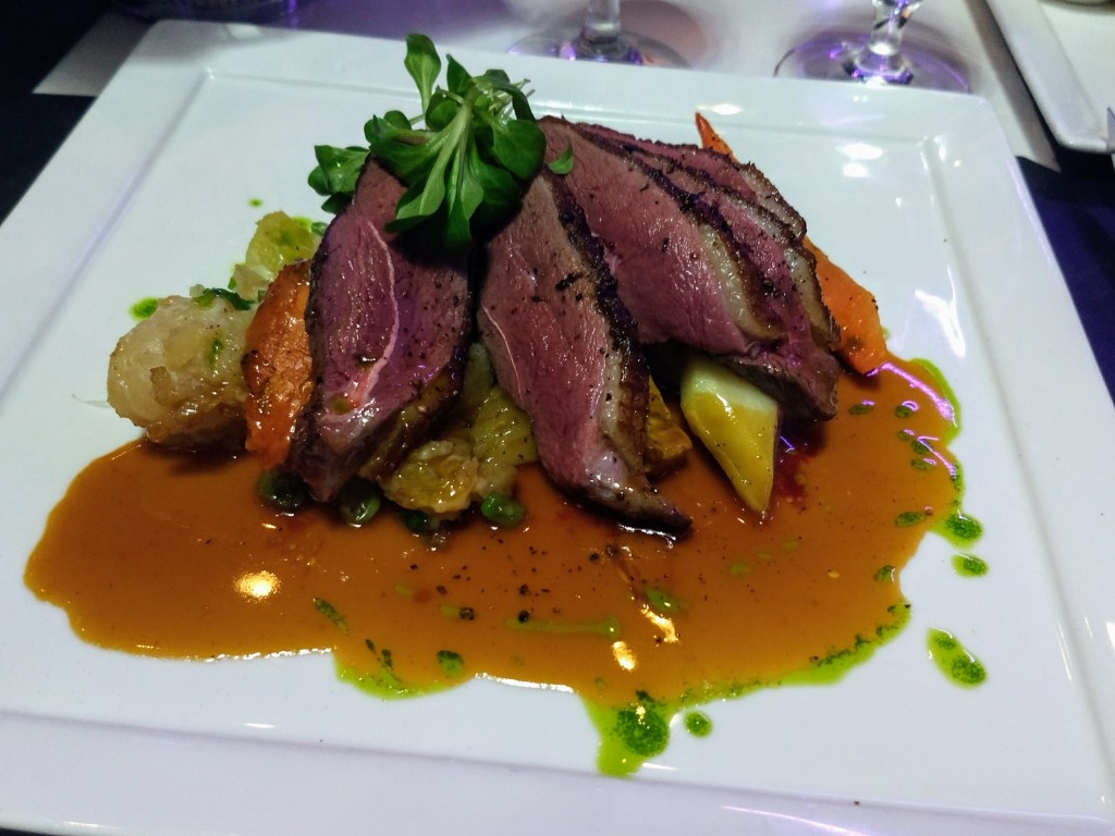 Altitude Seafood and Steakhouse Tremblant casino