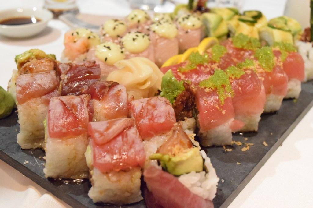 Prime Steak Sushi Bar Tremblant reviews