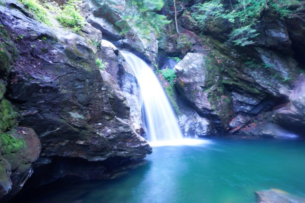 Bingham Falls directions