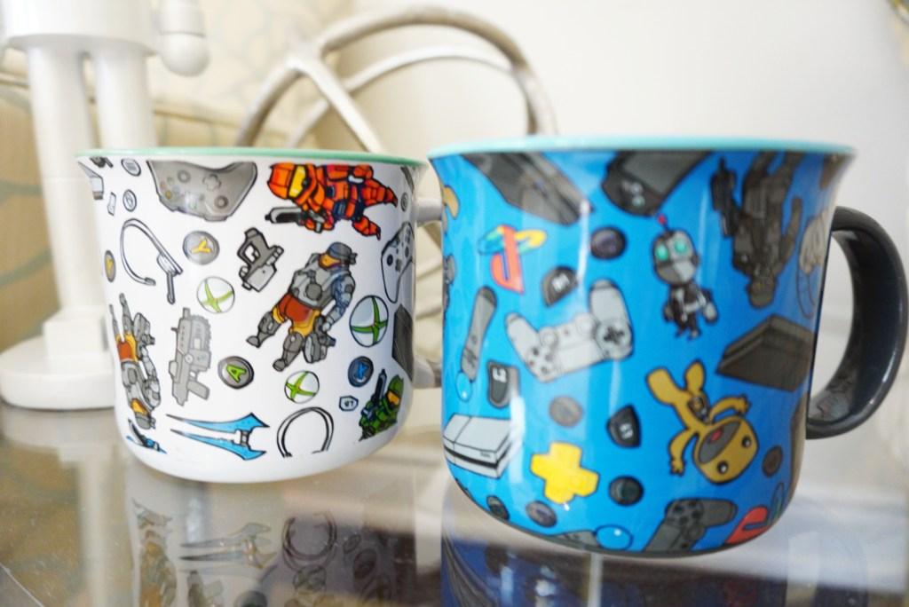 gaming mugs