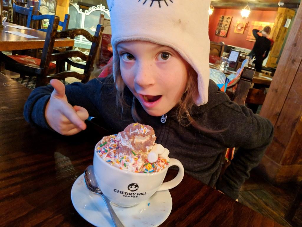 best hot chocolate big white