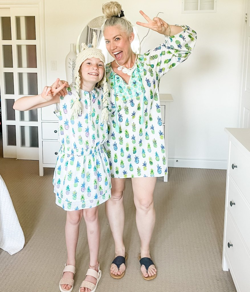 mommy & me clothes