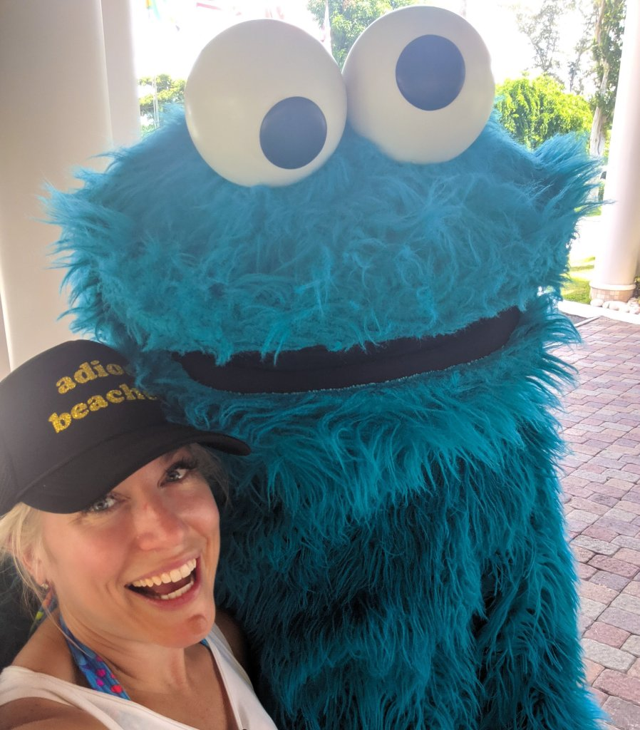 beaches resorts sesame street