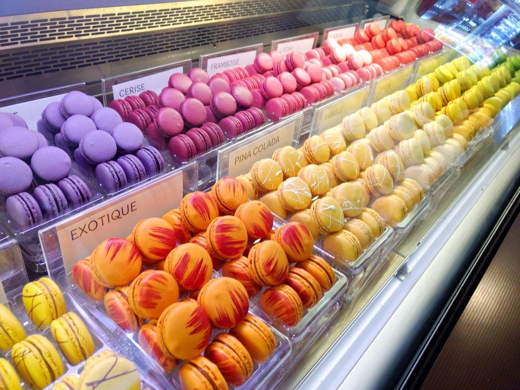 best macarons montreal