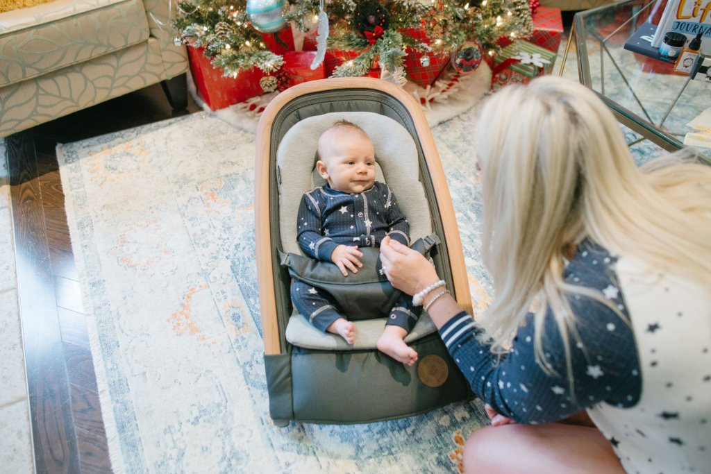 Maxi Cosi Home seat and bouncer