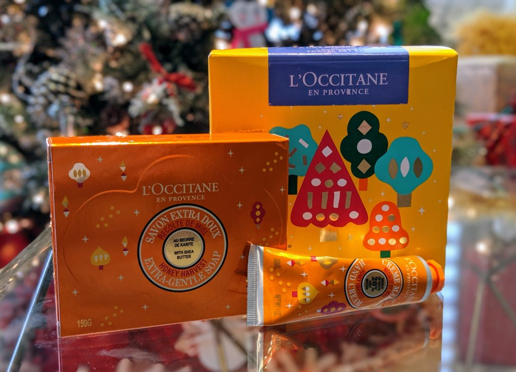 loccitane-honey-harvest-gift-set
