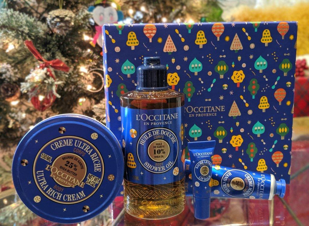loccitane-shea-butter-gift-set