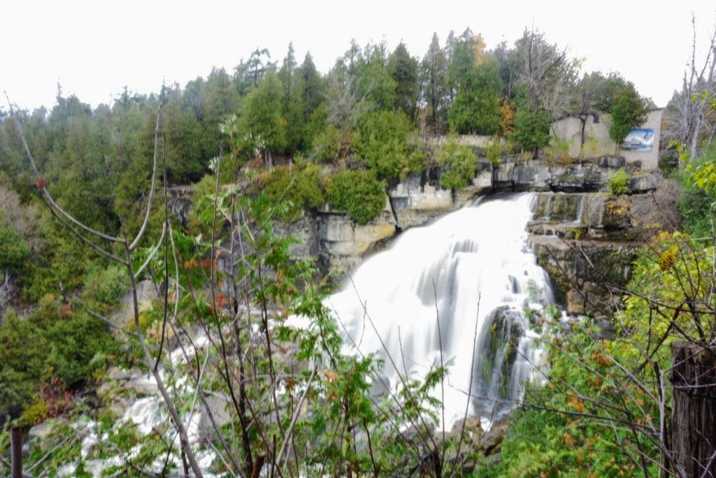 Inglis Falls in Owen Sound