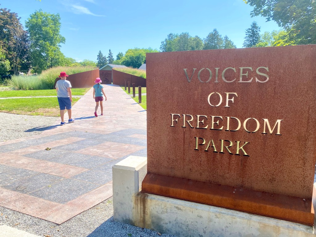 voices of freedom memorial